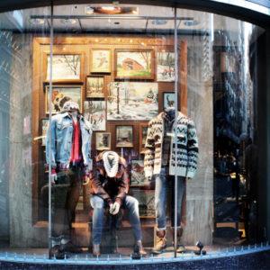 Tecidos e Diferentes Estamparias em Visual Merchandising