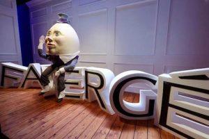 Fabergé - Harrods