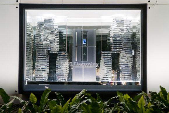 Vitrine Institucional Electrolux – Inauguração Casa Conceito – SP