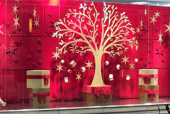 Projetos de Vitrines – Natal Lojas Renner