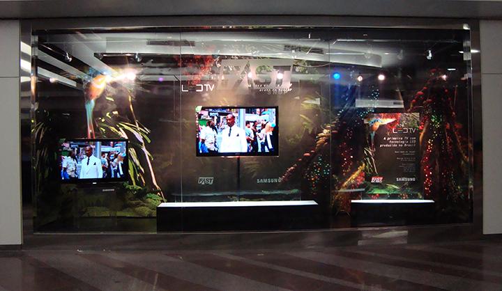Lançamento de Produto – Samsung LED TV