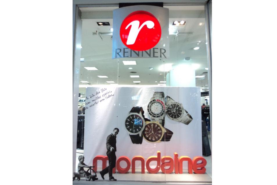 3daca739b6c Vitrine - Trade Marketing - Lojas Renner - Vitrina   Cia