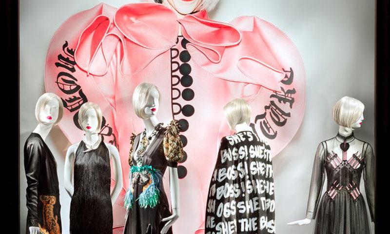 Uma carreira de sucesso em Visual Merchandising :  Linda Fargo