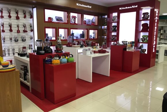 Trade Marketing – KitchenAid – Miami Store