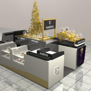Quiosques e Lojas – Natal Eudora