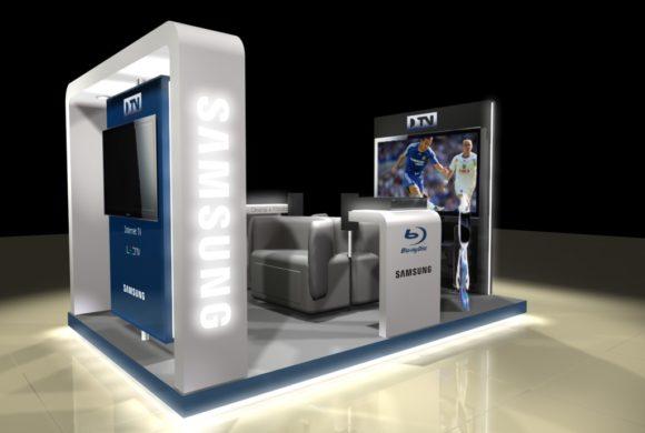 Quiosque Samsung