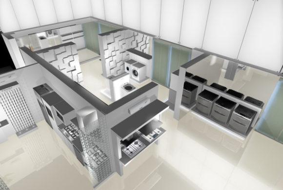 Revitalização Showroom Electrolux