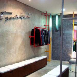 Store Design – Showroom Kohmar