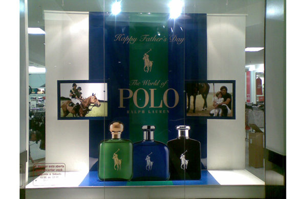 Vitrine – Polo Ralph Lauren
