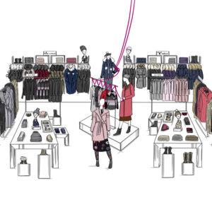 Gestão de Equipe em Visual Merchandising