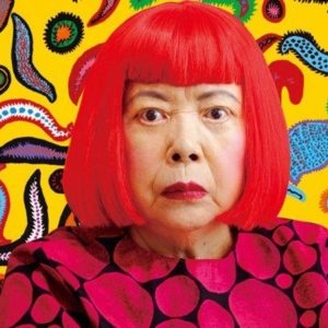 Yayoi Kusama: uma mulher, uma marca, um ícone