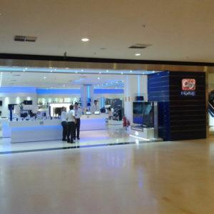 Store Design e Branding – City Lar