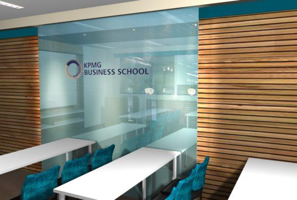 Design Comercial para Sala de Treinamento