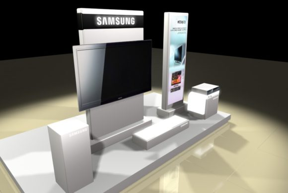 Samsung – Display Multifuncional