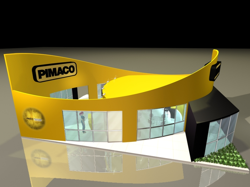 Stand Pimaco #02