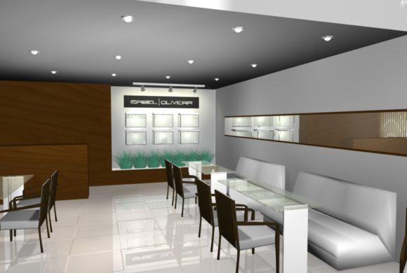 Store Design Joalheria