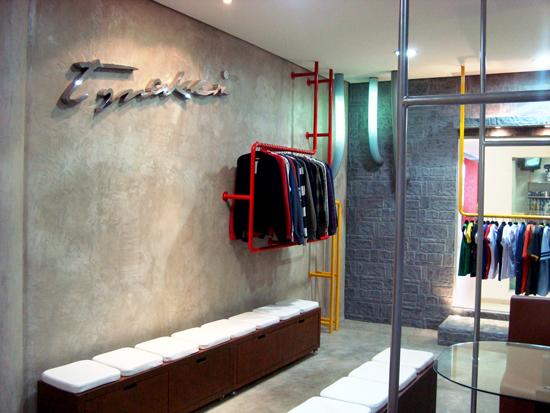 Store Design – Showroom Kohmar